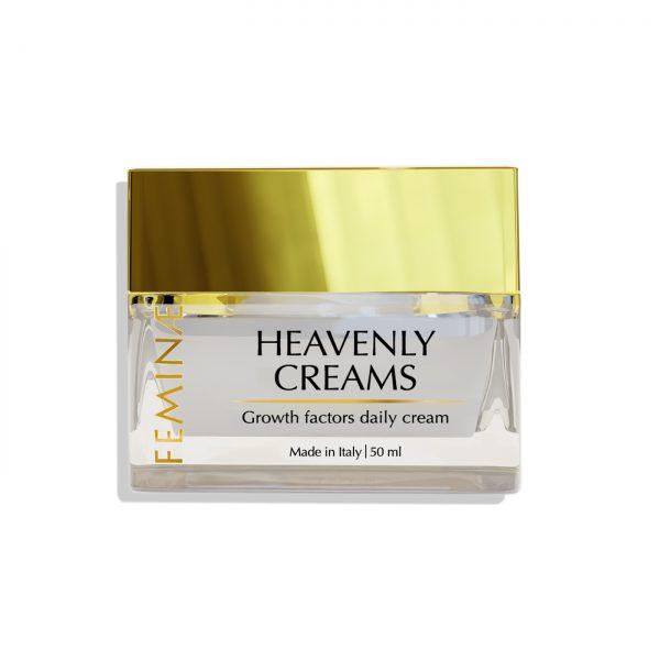 Heavenly Creams crema giorno stimola la rigenerazione cellulare