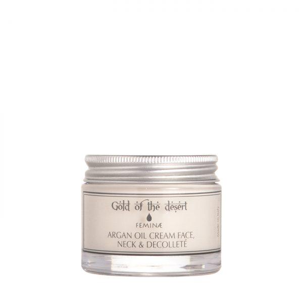 Argan Oil Cream Face Neck Decolleté